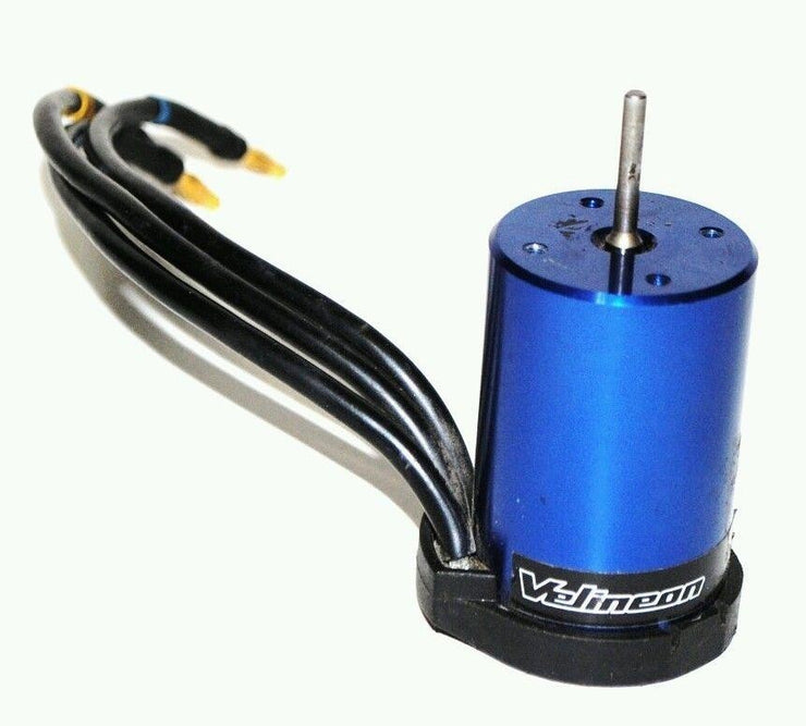 Motor, Velineon® 3500, brushless (assembled with 12-gauge wire and gold-plated bullet connectors)