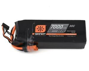 SPEKTRUM SMART TECHNOLOGY 22.2V 7000mAh 6S Battery 30C