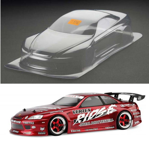 HPI Vertex Ridge Toyota Soarer Clear body 200mm