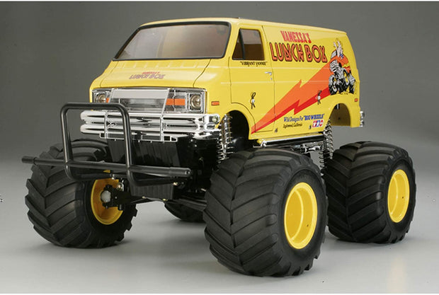 Tamiya Lunch Box