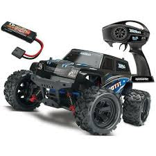 Traxxas 1/18 Scale Teton (Black & Blue )