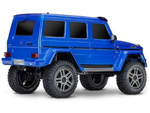 Traxxas Mercedes-Benz G500 4X4 TRX4 Trail Crawler Blue