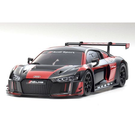 Mini-Z AutoScales Collection AUDI R8 2015 (Black/Red)