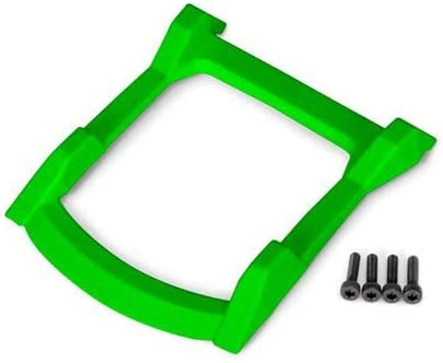 Body Roof skid plate  Rustler 4X4 (Green)