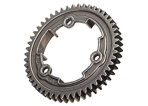 Spur gear, 46-tooth, steel (1.0 metric pitch)