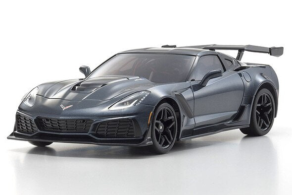Mini-Z AutoScales Collection Corvette ZR1 (Shadow Gray Metallic)