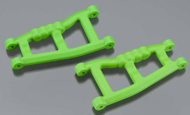 Rpm Green Front A-Arm Heavy Duty 2wd slash
