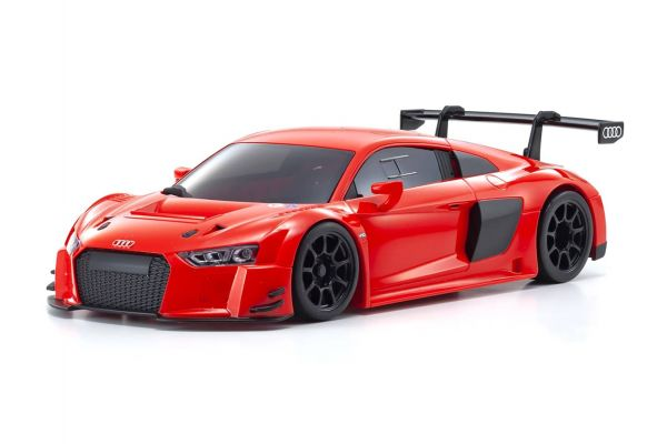 Mini-Z AutoScales Collection AUDI R8 2015 (Red)