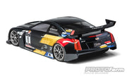 PF Cadillac ATS-V.R Clear body 190mm TC