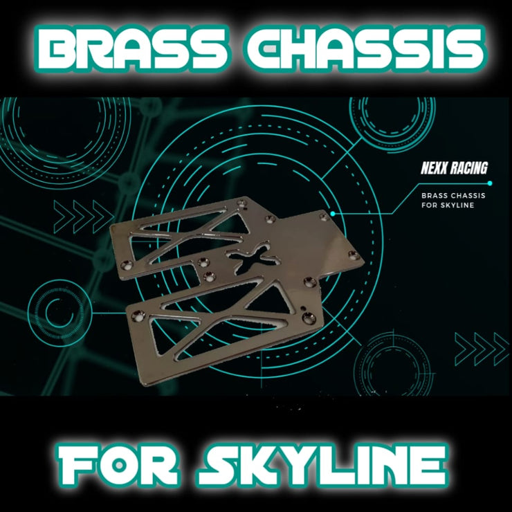 Nexx Racing Skyline Brass Chassis