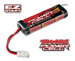 Battery, Series 1 Power Cell 1800mAh (NiMH, 6-C flat, 7.2V, Sub-C)
