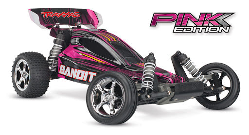 BANDIT 1/10 EXTREME SPORT BUGGY RED
