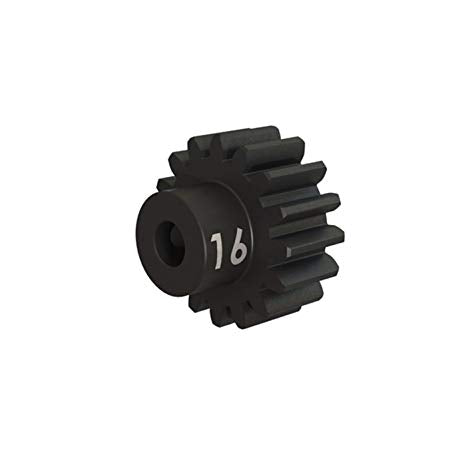 Gear, 16-T pinion (32-p), heavy duty (machined, hardened steel)/ set screw