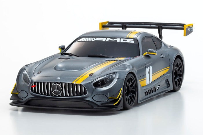 Kyosho Mini-z Mercedes-AMG GT3 Ready-set Gray