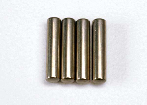 Pins axle 2.5X12mm (4)