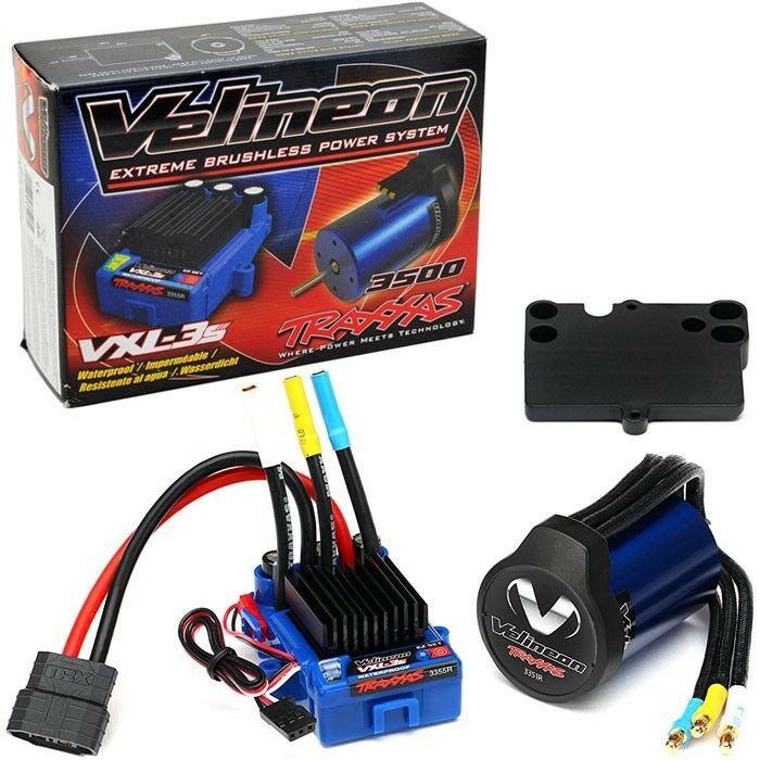 TRAXXAS Velineon Extreme Brushless Power System