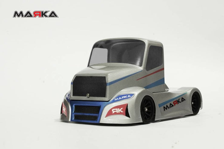 Marka Racing mini-z RK Eruo Truck Lexan Body Kit (98mm W/B)