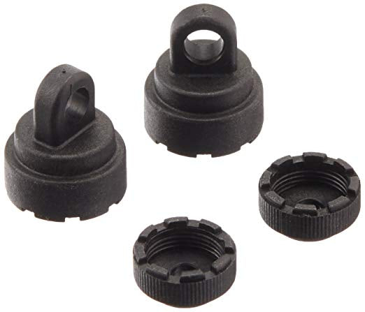 Shock caps (2)/ shock bottoms (2)