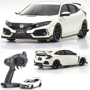 Kyosho Mini-Z Honda Civic TYPE R  White FWD (MA-03F)
