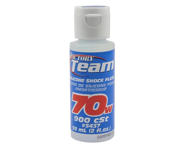 Team 70w Silicon Shock oil