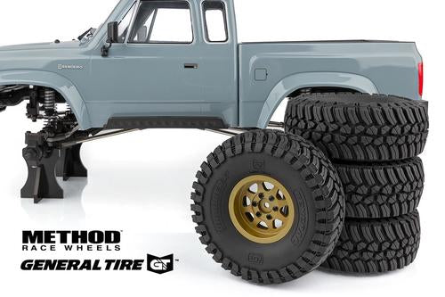 Enduro 1/10 Scale RTR Sendero Trail Truck with LED's Included