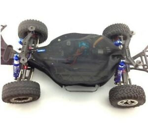 HR Chassis Dirt Guard Cover LCG Slash 4x4