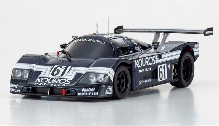 Mini-Z AutoScales Collection Sauber-Mercedes LM 1987