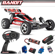 Bandit 1/10 XTRM SPRT BUG (Red)
