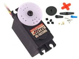 Hitec HS-5625MG Digital Programmable Servo