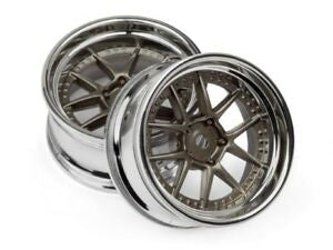 HPI DY-Champion Wheels (26mm 6mm offset 1 pair)