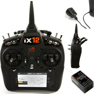 SPEKTRUM IX12 DSM RADIO Includes AR9030T Telemetry Receiver