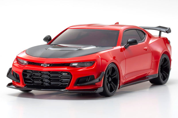 Kyosho Mini-z Camaro ZL1 RED/LED's