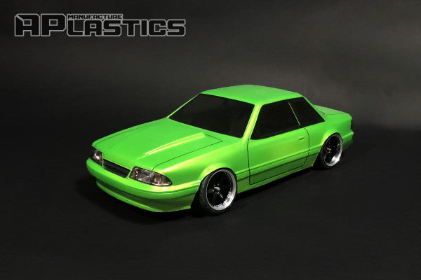 Ford Mustang NotchBack (Clear Body)
