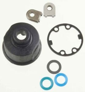 Carrier, differential (heavy duty)/ x-ring gaskets (2)/ ring gear gasket/ bushings (2)/ 6x10x0.5 TW