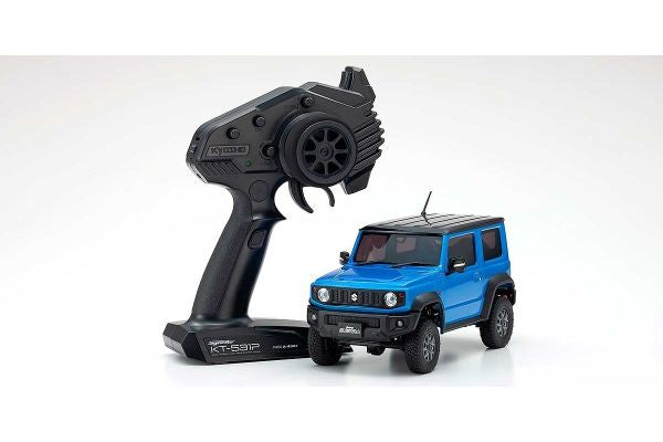 Mini-Z 4x4 Jimny Sierra (Brisk Blue Metallic)