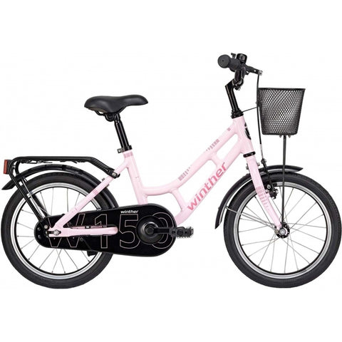 Winther 150 Girl 18' MatPink pigecykel 2020
