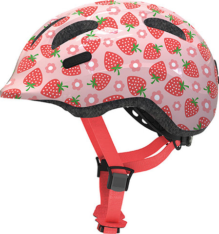 Hjelm Smiley 2.1 Rose Strawberry S/45-50cm