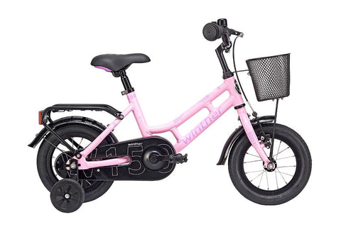 Winther 150 Girl 12' MatPink pigecykel 2020