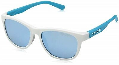 Solbrille Tifosi Swank Frost-PowderBlue/Smoke