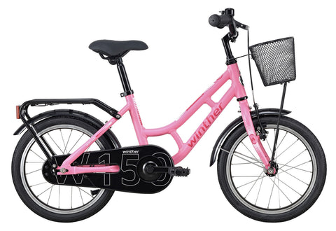 Winther 150 Girl 16' MatPink pigecykel 2020