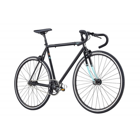 Fuji Feather Black 52cm 2020 Fixiecykel