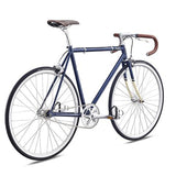 Fuji Feather Navy 58cm 2020 Fixiecykel