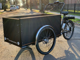 Christiania Bike Straight H-box +30cm m. elmotor