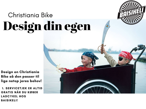Christiania Bike Light - Design selv