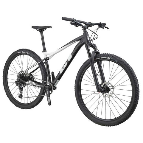 GT Zaskar Elite 29/L Black/Wht mountainbike