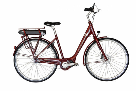 Ebsen RØMØ STePS e5000 Lady Red 418wH 50cm