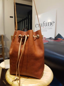 Bucket Bag Workshop - Crafune