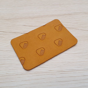 Card Case Wallet DIY Kit (Character Debossing) - Crafune