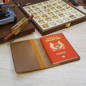 Passport Holder - Crafune