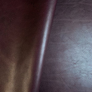 Leather Panel - Badalassi Carlo - Minerva Box Prugna